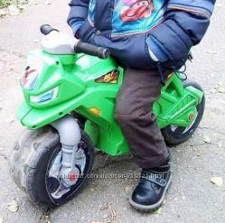 Каталка толокар беговел велобег мотоцикл Орион Orion