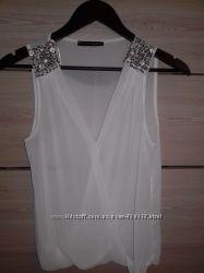Красивая блуза Atmosphere размер М 38 в отличном состоянии блузка