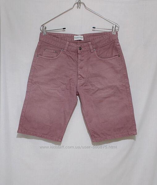 Шорты джинсовые бургунди делаве W31 &acuteSamsoe Samsoe