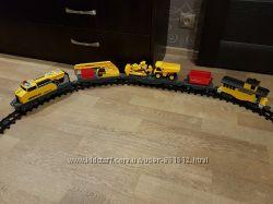 Железная дорога Строительный Экспресс CAT