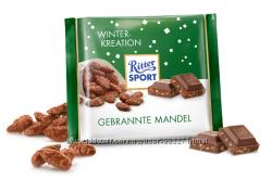 Скидки для опта. Немецкое качество. Шоколад Ritter Sport  Германия