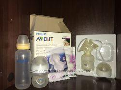 Продам молокоотсос ручной механический Philips AVENT Natural