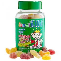 Эхинацея с витамином С и цинком GummiKing