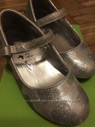 Туфельки accessorize  11размер