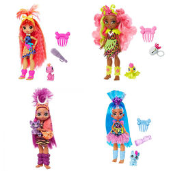 Кукла Cave Club Эмберли, Рорелей, Телла, Фернесса. Mattel.