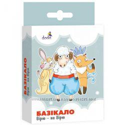 Карточная настольная игра Базікало, Blef, DoDo