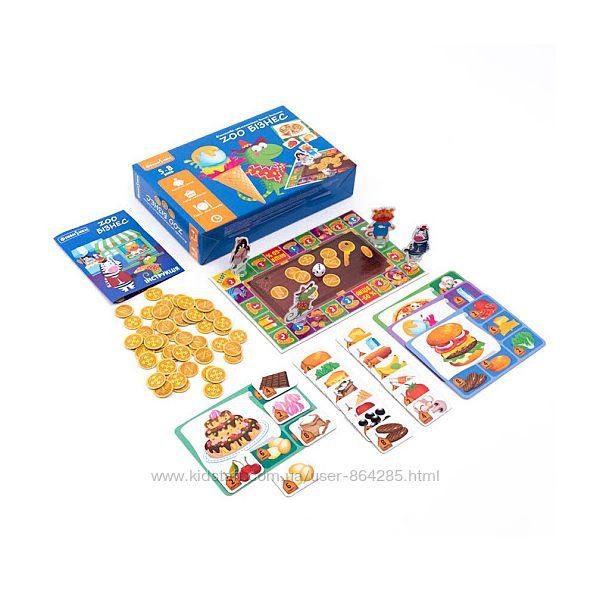 Экономические игры для малышей Vladi Toys, финансовая грамотность ребенка