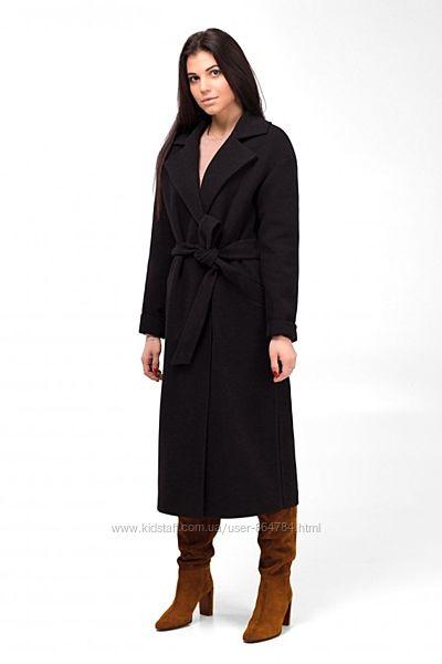 Пальто длинное.  Коллекция 2020-2021