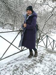 10646a11b73f Продам теплую двустороннюю куртку-одеяло с капюшоном, 2600 грн ...