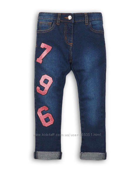 9eb685f51aa6 Джинсы на девочку, 675 грн. Детские джинсы Minoti купить Житомир - Kidstaff  | №27138825