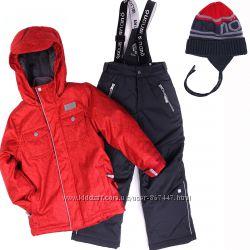 Детские зимние комбинезоны на мальчиков бренд NANO Канада все размеры термо 186707bb32c