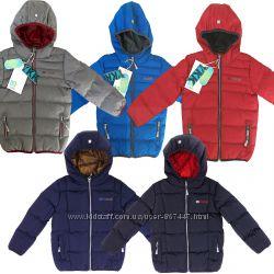 Детская демисезонная куртка для мальчика бренд НАНО NANO Канада рост 86-146