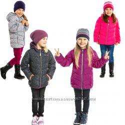 Детская демисезонная куртка для девочки бренд НАНО весна осень 2 года-14лет