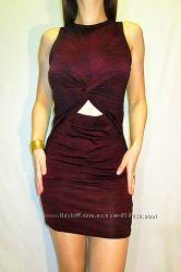 Firetrap английское мини платье с разрезом на талии