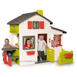Большой игровой дом для друзей Smoby 310209