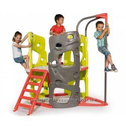 Игровой детский комплекс Башня приключений с горкой Smoby 840201