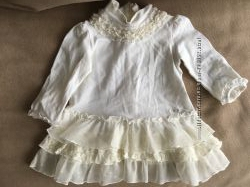 Красивенное платье chicco