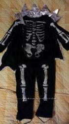 Карнавальный костюм кощея, скелета на 5-7лет