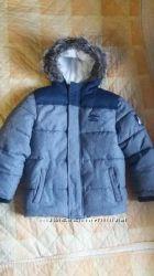 Супер куртка еврозима primark 6-7лет