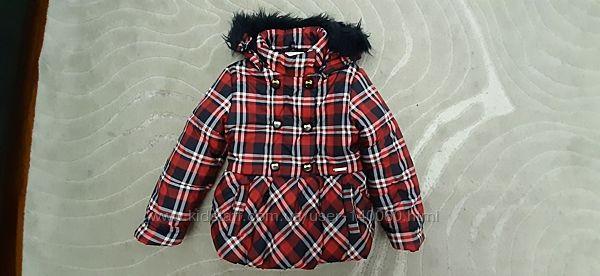 Зимняя куртка р.122