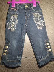 Бриджи, капри, теплые джинсы зима
