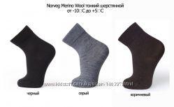 Детские термоноски Norveg из  мериносов- 200 положительных отзывов
