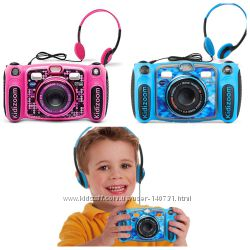Фотокамера с mp3 плеером VTech Kidizoom duo 5. 0