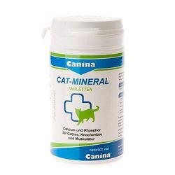 Canina Cat-Mineral Tablets полівітамінний комплекс для кішок, 300 табл