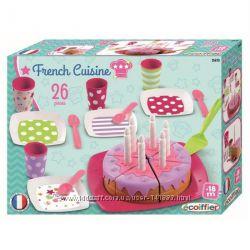 Набор посудки Ecoiffier С Днем Рождения арт. 002613