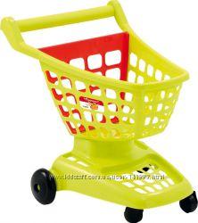 Тележка для супермаркета с подвижной задней стенкой Ecoiffier арт. 001220