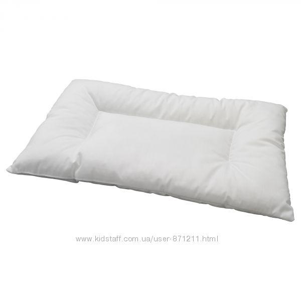 Подушка для детской кроватки, белый, 35x55см LEN ЛЕН Ikea Икеа 000. 285. 08