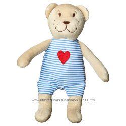 Мягкая игрушка, мишка, бежевый, 21 см FABLER BJ&OumlRN Ikea Икеа 001. 414. 01