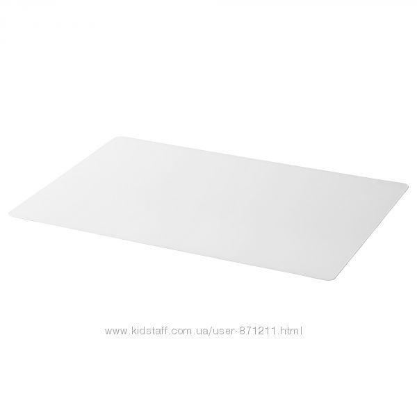 Подкладка на стол, прозрачная, 38x58 см SKVALLRA, Ikea, Икеа 103. 949. 35