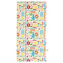 Полотенце детское, разноцветное, 50x100 см LONNERN  Ikea Икеа 202. 960. 86