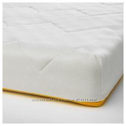Пенный матрас для детской кровати, 70x160 см, УНДЕРЛИГ UNDERLIG Ikea Икеа