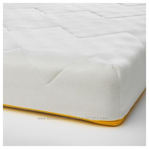 Пенный матрас для детской кровати70x160смУНДЕРЛИГ UNDERLIG Икеа303. 393. 92