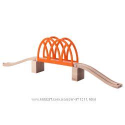 Железнодорожный мост, 5 предметов, LILLABO&lrm ЛИЛЛАБУ Ikea Икеа 103. 200.