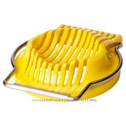 Яйцерезка, желтый, SLAT СЛЭТ Ikea Икеа 802. 139. 84