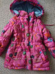 Демисезонная куртка на 3 года