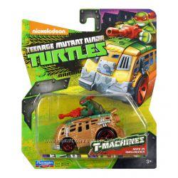 Мини-транспорт TMNT Черепашки - Ниндзя Рафаэль в фургоне 97211