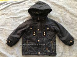 Куртка парка для мальчика Chicco, размер 922