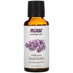 Эфирное масло лаванды NOW Foods Lavender 100 , 30 мл