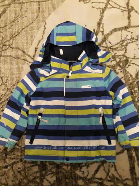 Мембранная курточка для мальчика Reima размер 86