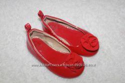 Стильные туфли на девочку 18-21 размеров