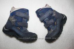 Термо ботинки сапоги фирмы Ecco 25 размера по стельке 15-15, 5 см.