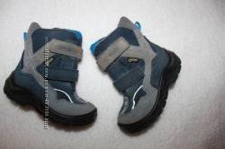 Термо ботинки фирмы Ecco 23 размера по стельке 14-14, 5 см. вся стелька 15