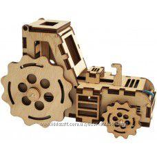 Наборы-конструкторы из дерева