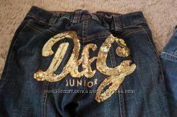 Ermanno Scervino DG Liu Jo дочкины брендовые джинсі на 10-12л. Оригиналы.