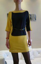 772fa6a79ff Продам двухцветное женское платье-футляр Ghloe.