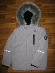 куртки и парка мальчику на 3-8 лет часть 1